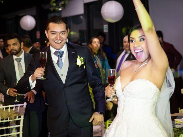 La boda de Marco y Ivonne en Cuauhtémoc, Ciudad de México 25