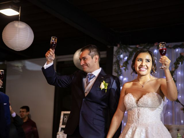 La boda de Marco y Ivonne en Cuauhtémoc, Ciudad de México 26