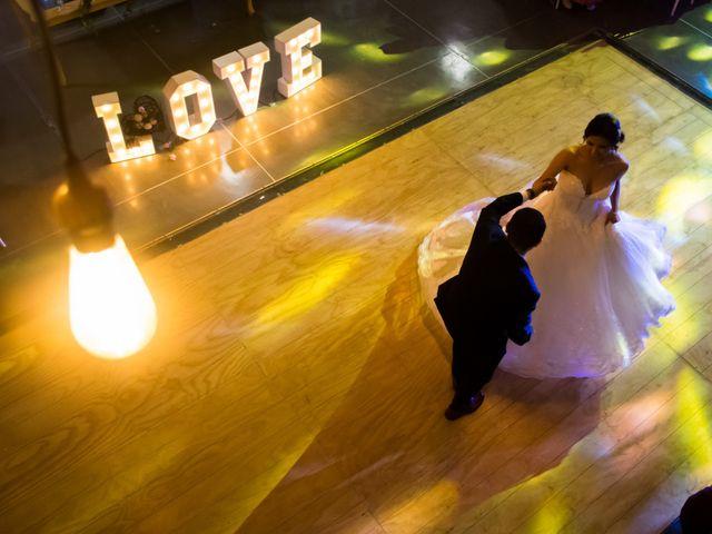 La boda de Marco y Ivonne en Cuauhtémoc, Ciudad de México 2