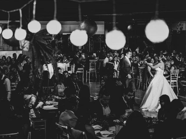 La boda de Marco y Ivonne en Cuauhtémoc, Ciudad de México 30