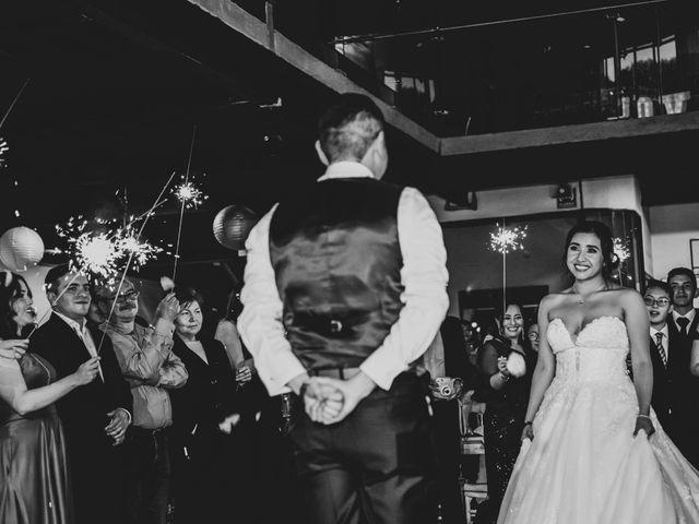 La boda de Marco y Ivonne en Cuauhtémoc, Ciudad de México 32