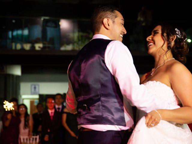 La boda de Marco y Ivonne en Cuauhtémoc, Ciudad de México 34