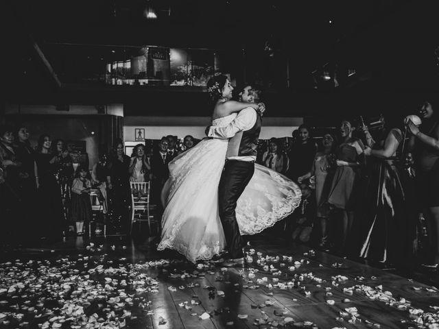 La boda de Marco y Ivonne en Cuauhtémoc, Ciudad de México 35