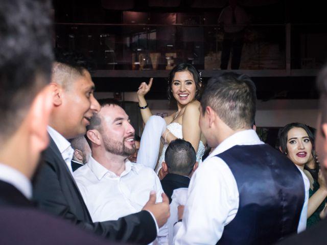 La boda de Marco y Ivonne en Cuauhtémoc, Ciudad de México 40