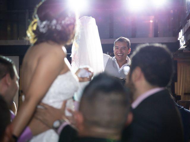 La boda de Marco y Ivonne en Cuauhtémoc, Ciudad de México 41