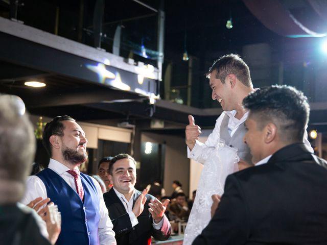 La boda de Marco y Ivonne en Cuauhtémoc, Ciudad de México 42