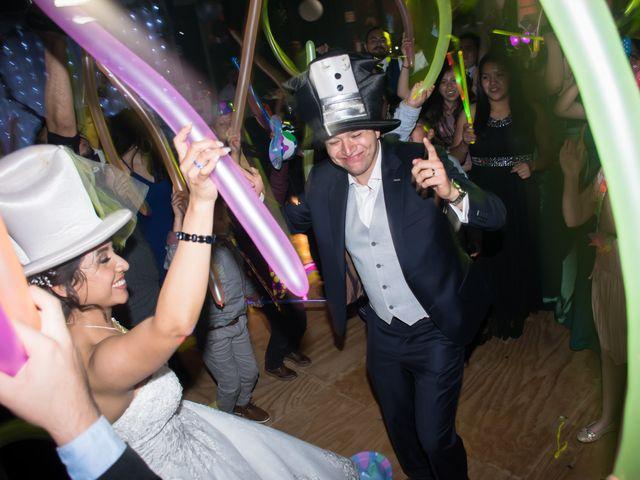 La boda de Marco y Ivonne en Cuauhtémoc, Ciudad de México 44