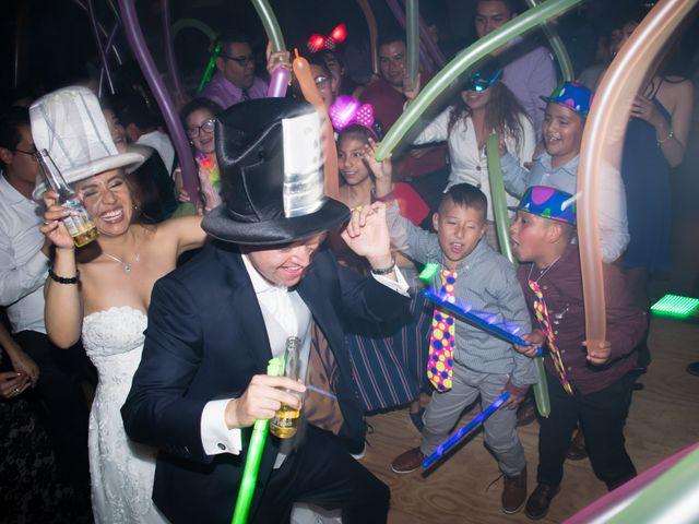La boda de Marco y Ivonne en Cuauhtémoc, Ciudad de México 45
