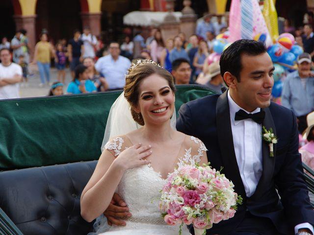 La boda de Belem y Santiago
