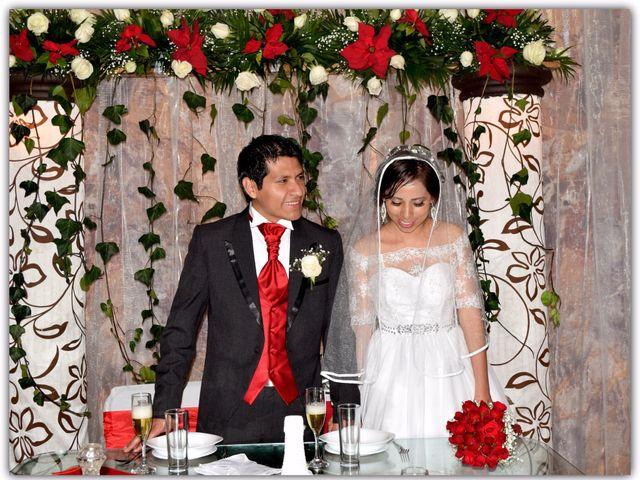 La boda de Helena y Julio