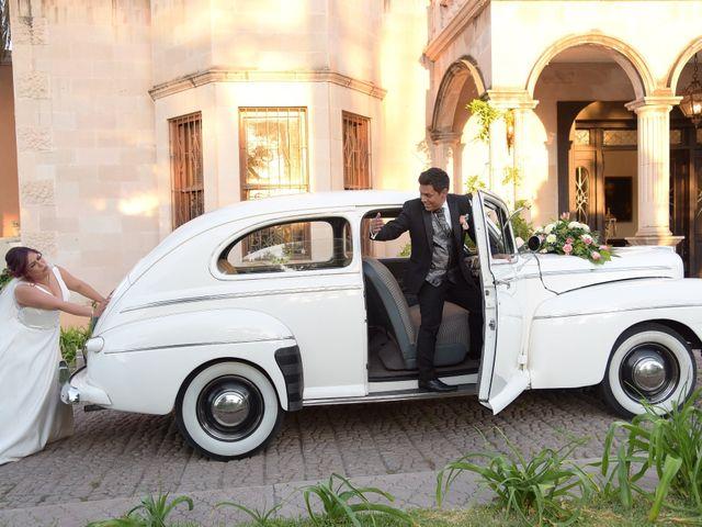 La boda de Ivonne y Ángel