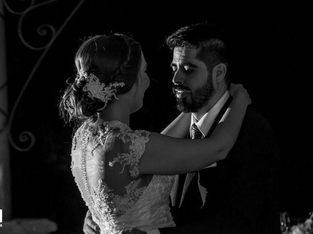 La boda de Patricia y Alan