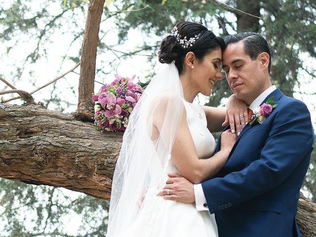 La boda de Areli y Juan