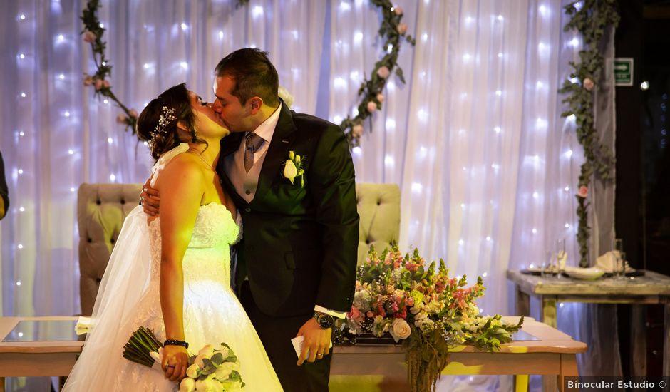 La boda de Marco y Ivonne en Cuauhtémoc, Ciudad de México