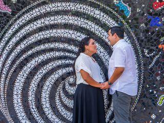 La boda de Valeria y Rubén 1