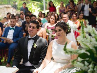 La boda de Karla y Fabian