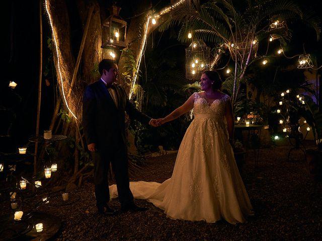 La boda de Valeria y Rubén