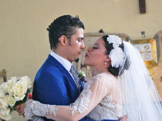 La boda de José María y Ericka 1