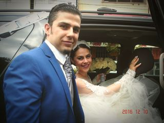 La boda de José María y Ericka