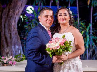 La boda de Mónica y Otilio