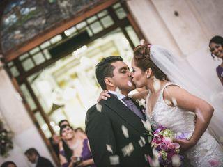 La boda de Arai y Gustavo 1