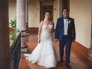 La boda de Maridely y Jhesu