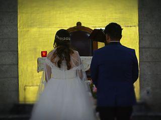 La boda de Lizbeth y Arturo