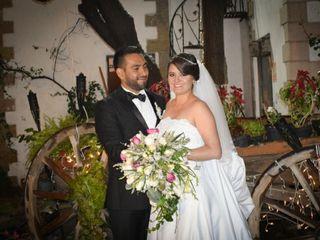La boda de Martha Cristina y Luis Ángel 1