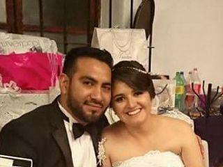La boda de Martha Cristina y Luis Ángel 2