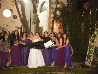 La boda de Martha Cristina y Luis Ángel 3