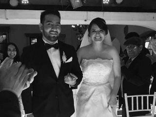 La boda de Martha Cristina y Luis Ángel