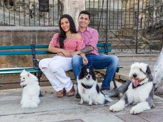 La boda de Adriana y Gerson 1