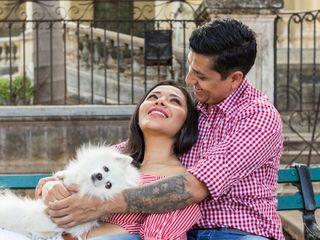 La boda de Adriana y Gerson 3
