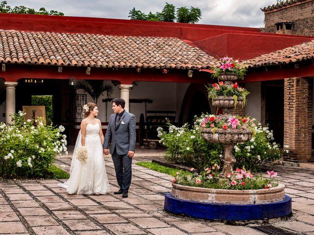 La boda de Dulce y Alfonso