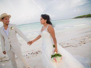 La boda de Alina y Kevin