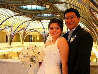 La boda de Maribel y Pablo