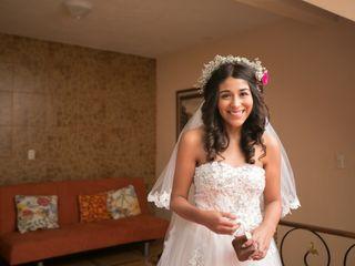 La boda de Giselle y Daniel 3