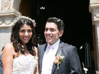 La boda de Giselle y Daniel