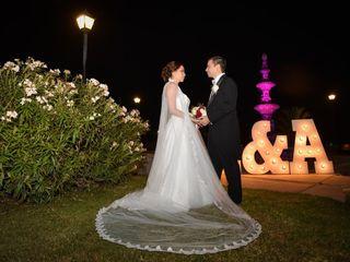La boda de Karina  y Axel
