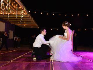 La boda de Karina  y Axel 3
