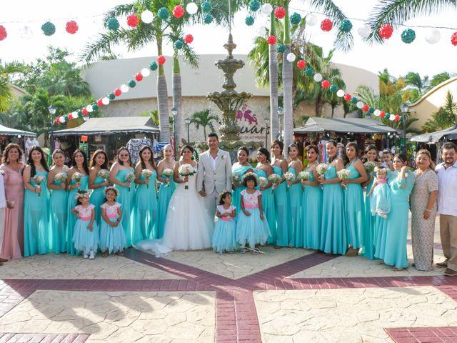 La boda de Kevin y Alina en Playa del Carmen, Quintana Roo 1
