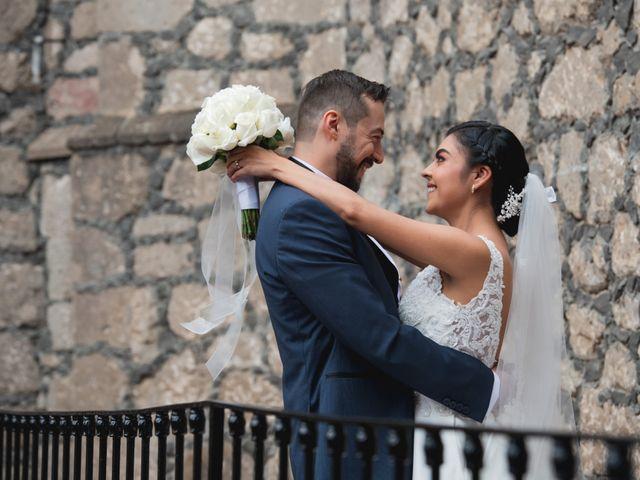 La boda de Magda y Leonardo