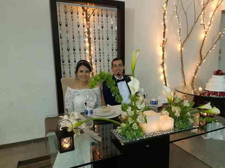 La boda de Ángeles  y Luis Antonio