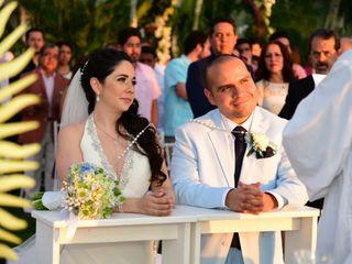 La boda de Sandra y Rodrigo