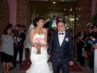 La boda de Diana y Cesar