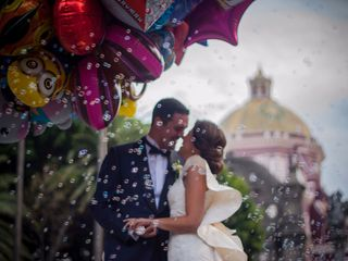 La boda de Sofía y Nicolás 1