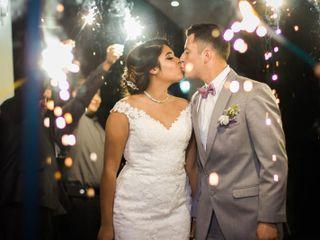 La boda de Fernanda y Martin
