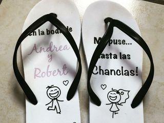 La boda de Andrea  y Robert  3