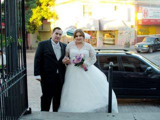 La boda de Edna y José Antonio 1
