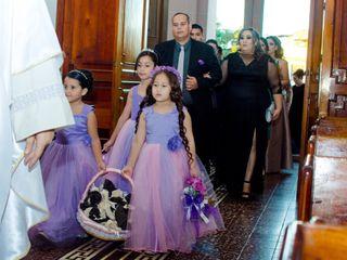 La boda de Edna y José Antonio 2